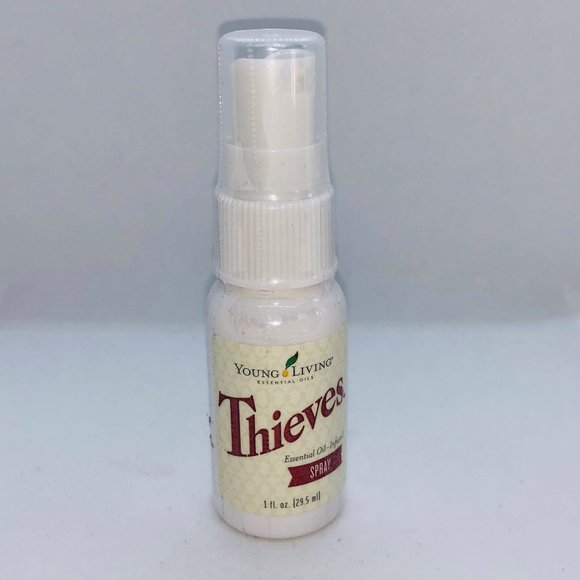 Young Living Essential Oil: Thieves Spray
